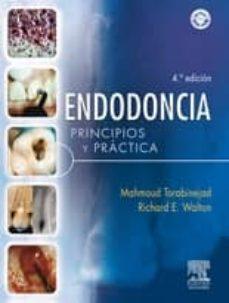 Descarga gratuita de libros de audio para mp3. ENDODONCIA: PRINCIPIOS Y PRACTICA (4ª ED.) 9788480864497 de M. TORABINEJAD, R. E. WALTON ePub in Spanish