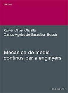 Carreracentenariometro.es Mecanica De Medis Continus Per A Enginyers Image