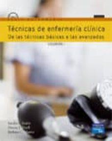 Descargar nuevos libros gratis TECNICAS DE ENFERMERIA CLINICA (7ª ED.) ePub MOBI de SANDRA F. SMITH, DONNA J. DUELL 9788483225097 (Literatura española)