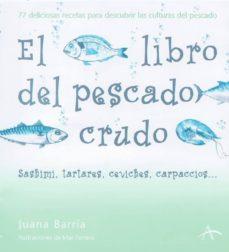 Titantitan.mx El Libro Del Pescado Crudo Image