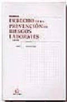 Iguanabus.es Derecho De La Prevencion De Riesgos Laborales (2ª Ed.) Image