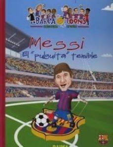 Titantitan.mx Messi El Pulguita Temible Image