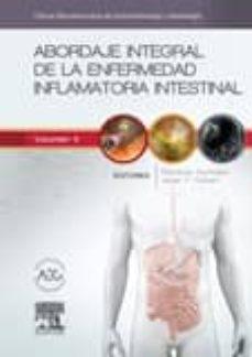 Descargas gratuitas de libros antiguos. ABORDAJE INTEGRAL DE LA ENFERMEDAD INFLAMATORIA INTESTINAL de F. GOMOLLÓN GARCÍA 9788490227497 (Spanish Edition)