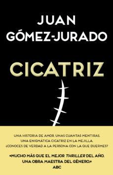 cicatriz (ebook)-juan gomez-jurado-9788490692097