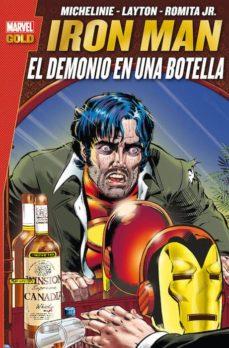 iron man: el demonio en la botella (2ª ed.)-david michelinie-bob layton-john jr. romita-9788490946497