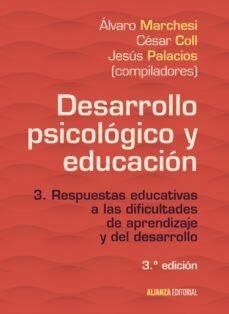 Descargar DESARROLLO PSICOLOGICO Y EDUCACION gratis pdf - leer online