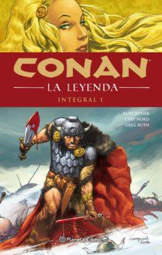 Bressoamisuradi.it Conan La Leyenda (Integral) Nº 01/04 Image