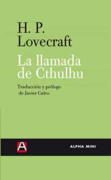 Libro de audio gratis descargas de iPod LA LLAMADA DE CTHULHU