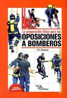 la preparacion fisica para las oposiciones a bomberos-9788495353597