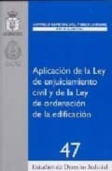 Curiouscongress.es Aplicacion De La Ley De Enjuiciamiento Civil Y De La Ley De Orden Acion De La Edificacion Image