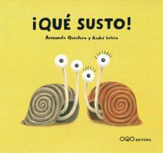 Cdaea.es ¡Que Susto! ( Colección Caracoles) Image