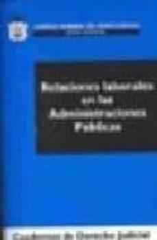 RELACIONES LABORALES DE LAS ADMINISTRACIONES PUBLICAS - VV.AA. | Adahalicante.org