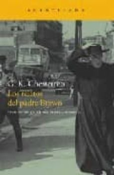 Descargar libros de amazon a nook LOS RELATOS DEL PADRE BROWN de G.K. CHESTERTON