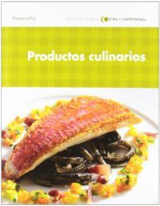 productos culinarios-jose luis armendariz sainz-9788497328197
