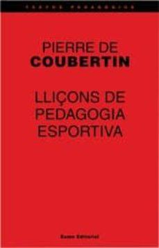 Encuentroelemadrid.es Lliçons De Pedagogia Esportiva Image