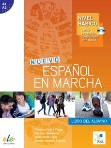 nuevo español en marcha basico (alumno+cd)-9788497785297