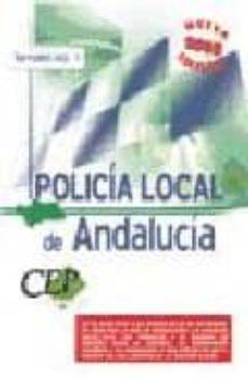 Permacultivo.es Policia Local De Andalucia. Temario Oposiciones (Vol. I) Image