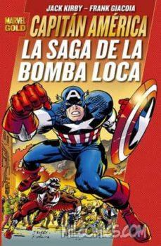 Cronouno.es Capitan America: La Saga De La Bomba Loca Image