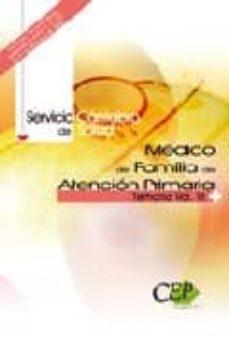 Asdmolveno.it Medico De Familia De Atencion Primaria. Servicio Cantabro De Salu Dtemario Vol. Iii Image
