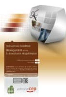 Bressoamisuradi.it Bioseguridad En Los Laboratorios Hospitalarios (Coleccion Formaci On Continuada) Image