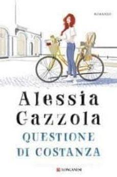 Los mejores libros para descargar en ipad QUESTIONE DI COSTANZA (Literatura española) de ALESSIA GAZZOLA 9788830452497 CHM MOBI