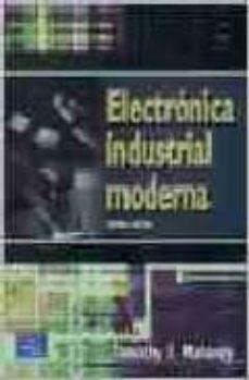 Descargar ELECTRONICA INDUSTRIAL MODERNA gratis pdf - leer online