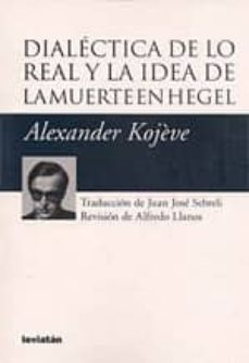 Inmaswan.es Dialectica De Lo Real Y De La Idea De Muerte En Hegel Image