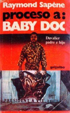 PROCESO A BABY DOC - RAYMOND SAPÈNE | Triangledh.org