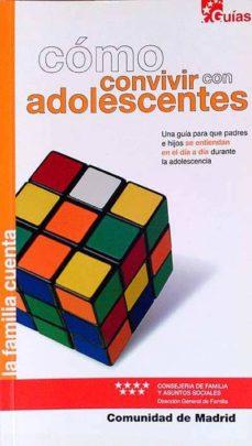 CÓMO CONVIVIR CON ADOLESCENTES - VVAA   Triangledh.org