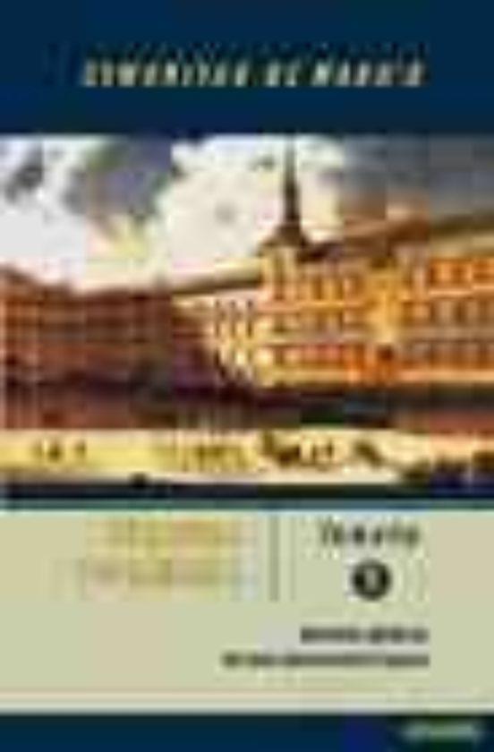 TECNICOS DE LA COMUNIDAD DE MADRID. TEMARIO 5