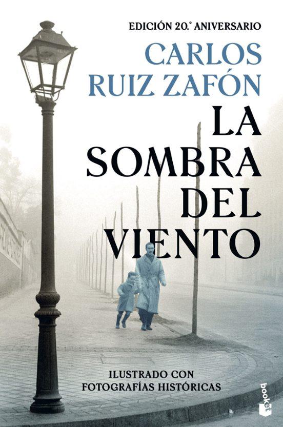 La Sombra Del Viento Ed 20º Aniversario Carlos Ruiz Zafon Casa Del Libro
