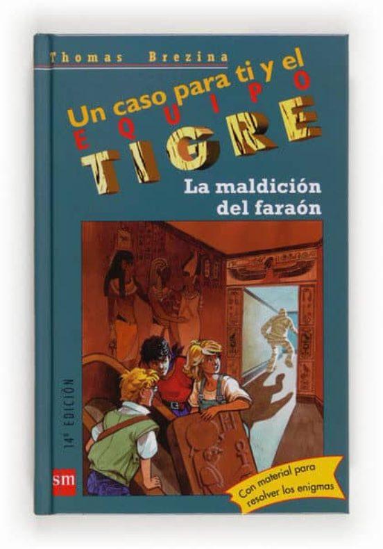 LA MALDICION DEL FARAON de THOMAS BREZINA | Casa del Libro
