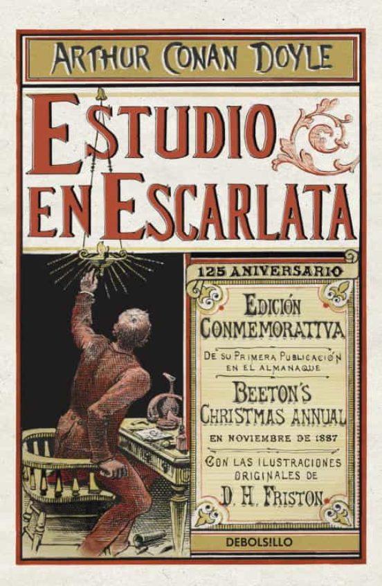 El Estudio En Escarlata Arthur Conan Doyle Casa Del Libro