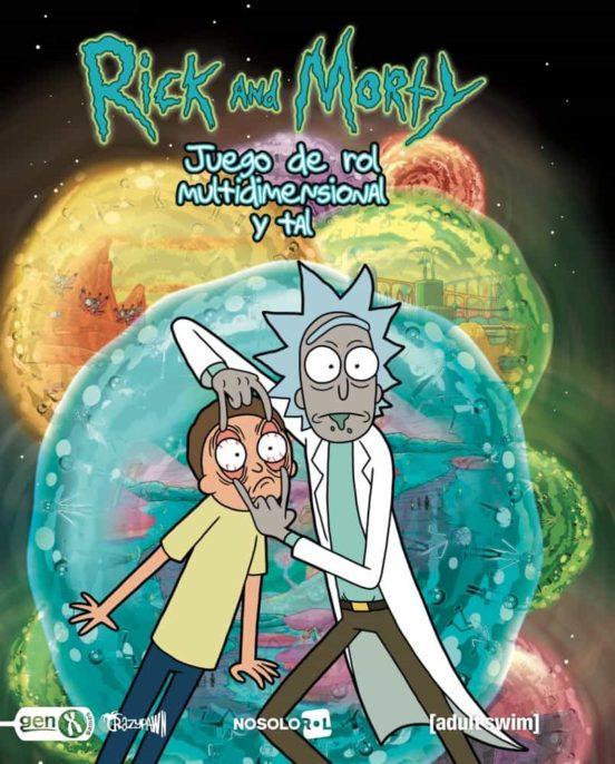 El Juego de rol Multidimensional y Tal nosolorol Rick y Morty