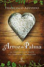 arroz de palma-francisco azevedo-9788467007817