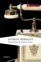 el misterio de layton court (serie roger sheringham 1)-anthony berkeley-9788426417787