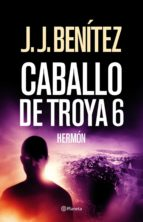 hermon (caballo de troya 6)-j.j. benitez-9788408027447