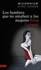 LOS HOMBRES QUE NO AMABAN A LAS MUJERES (SERIE MILLENNIUM 1) (EBOOK) + #2#LARSSON, STIEG#126623#