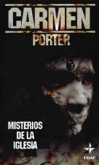 misterios de la iglesia-carmen porter-9788441417717