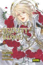 trinity blood 16-kiyo kyujyo-sunao yoshida-9788467918137