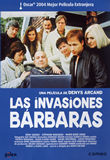 las invasiones barbaras (dvd)-8436027570417
