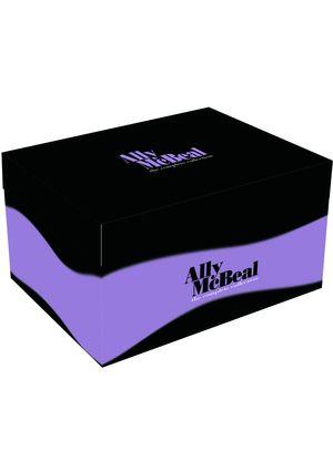 ally mcbeal: la coleccion completa-8420266932198