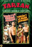 tarzan y las intrepidas amazonas + tarzan y la mujer leopardo-7321926832609