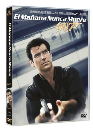 el mañana nunca muere (dvd)-8420266933768