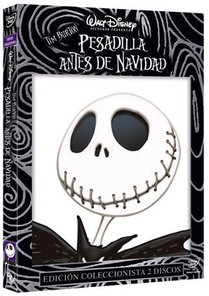 pesadilla antes de navidad (ed. coleccionista) (dvd)-8717418168131