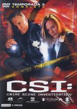 pack c.s.i.: crime scene investigation - temporada 3 completa-8435175956661