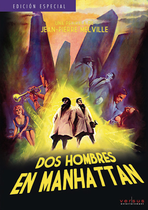 dos hombres en manhattan: edicion especial (version original)-8437008798202