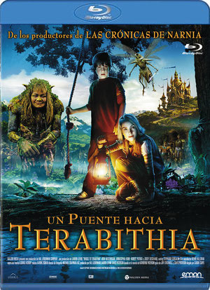 un puente hacia terabithia (blu-ray)-8435153676338