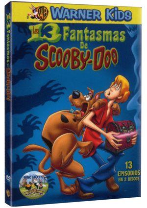 los 13 fantasmas de scooby-doo (dvd)-5051893032390