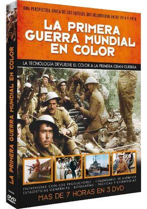 pack la primera guerra mundial en color (dvd)-8436022299054